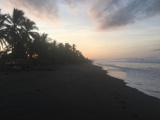 Parrita, Costa Rica: Sunrise