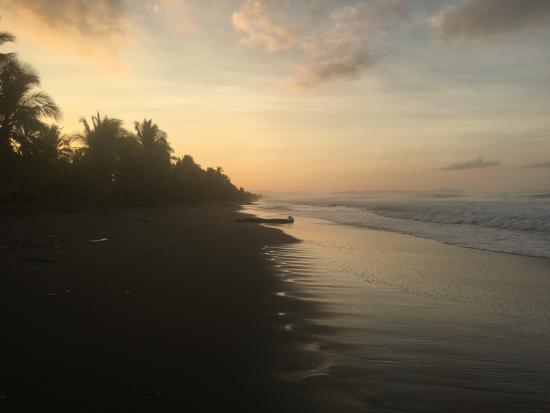 Parrita, Kostaryka: Sunrise