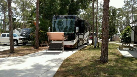 Woodsmoke Camping Resort Campground Reviews Fort Myers
