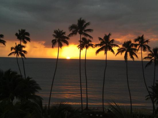 Rincon of the Seas Grand Caribbean Hotel: Sunset