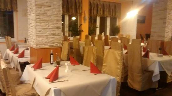 China Buffet Restaurant