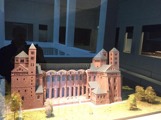 German Architecture Museum: permanent collection