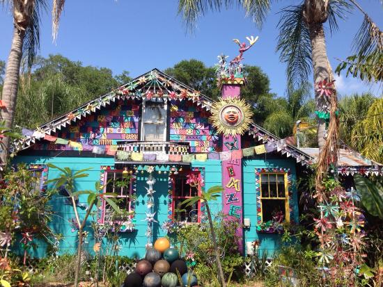 Whimzey Bowling Ball House
