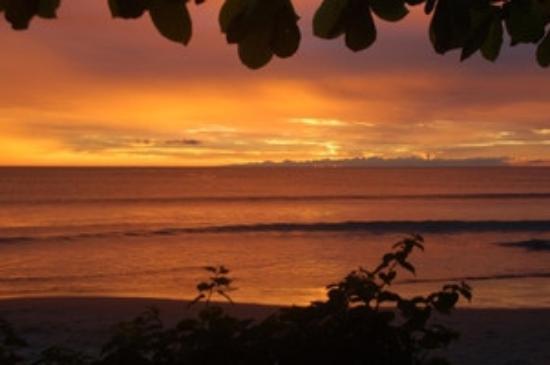 Playa Coco Cabanas Bild