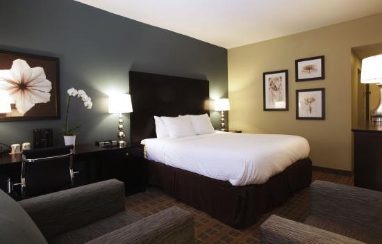 La Cuesta Inn: Guest room