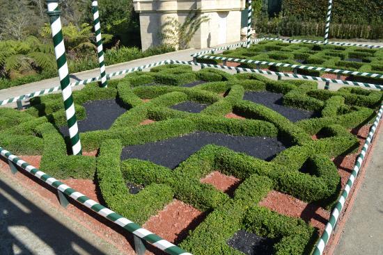 Tudor knot garden picture of hamilton gardens hamilton for Tudor knot garden designs
