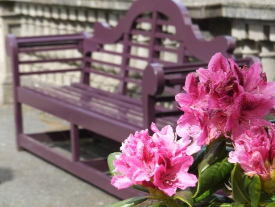 Prestonfield: Welcoming seating