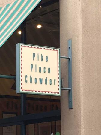 Seattle Food Tours: Delicious Chowder!