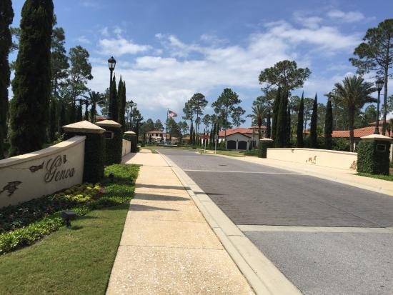 Sandestin Golf  Resort - Raven, Burnt Pine, Baytowne, The Links: Owner neighborhood