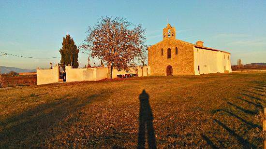 Tricio, Espagne : Ermita Nuestra Sra de Arcos