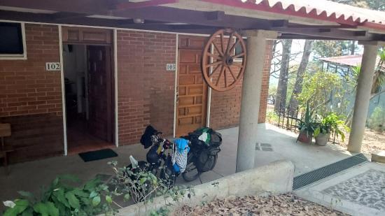 Guatemala Department, Guatemala : Nette und saubere Unterkunft