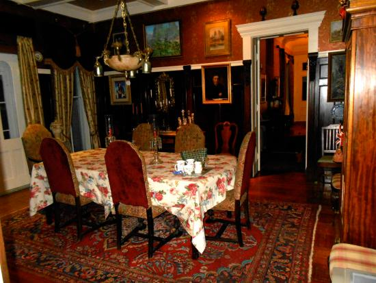 Rome, estado de Nueva York: The Dining Room at The OAK & IVY