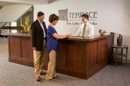 Lake Junaluska Conference and Retreat Center: The Terrace underwent a $3.2 million renovation last year.