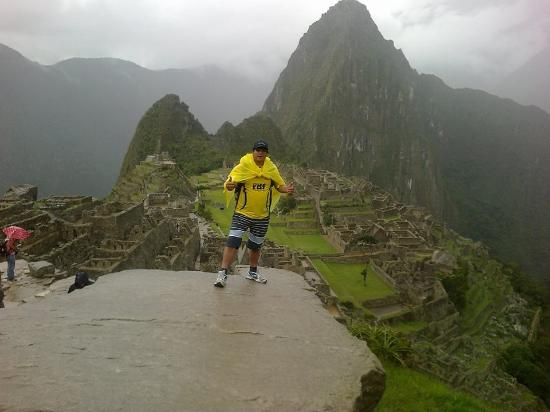 Booking Inca Jungle