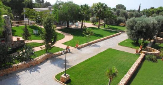Borgo Console: parco