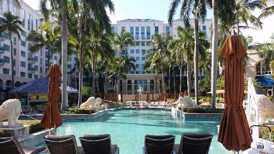 The Ritz-Carlton, San Juan: Pool area