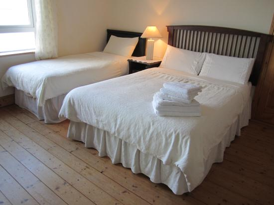 Duncannon, Irland: Family room