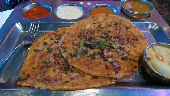 Hotel interior picture of tirupathi bhimas artesia for Avial indian cuisine