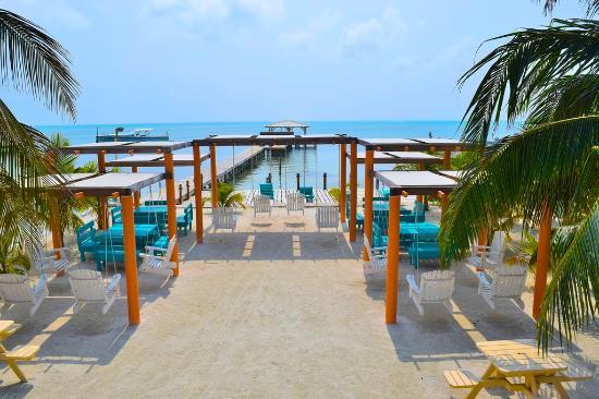 Island Magic Beach Resort Swings On The