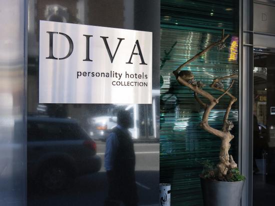 Camera deluxe picture of hotel diva san francisco tripadvisor - Hotel diva union square ...