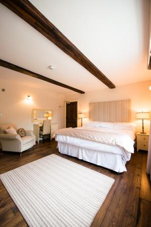 The Nags Head: Five star accommodation