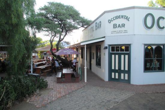 Kimberley, Sudáfrica: Exterieur