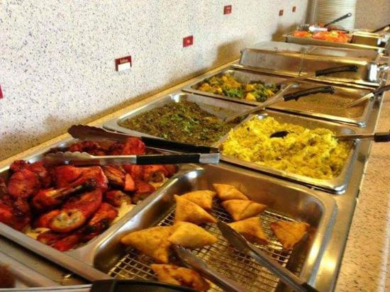 Super Delicious Lunch Buffet Picture Of India Oven Cuisine Of Home Interior And Landscaping Ologienasavecom