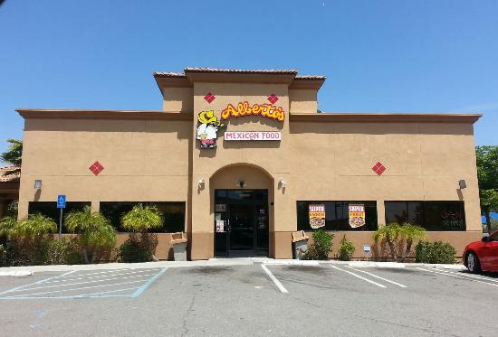 Alberto S Mexican Food Lake Elsinore Restaurant Reviews
