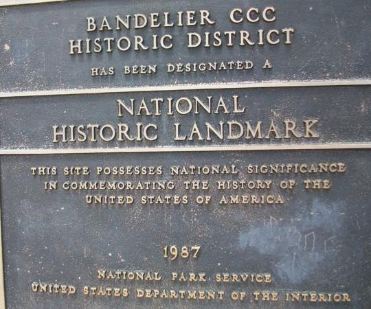 Лос-Аламос, Нью-Мексико: Exploring @ Bandelier 12