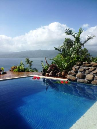 Naveria Heights Lodge: Enjoy our fabulous plunge pool