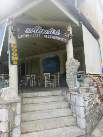 Porto Kayio, Griekenland: Entrance