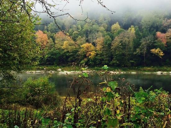 Emlenton, PA: Allegheny Tiver Views