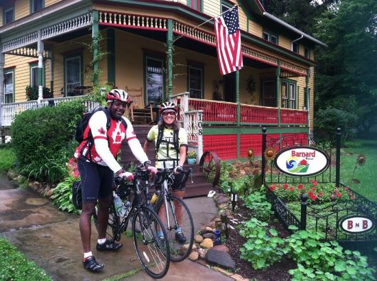 Emlenton, PA: Along the Erie to Pittsburgh Trail