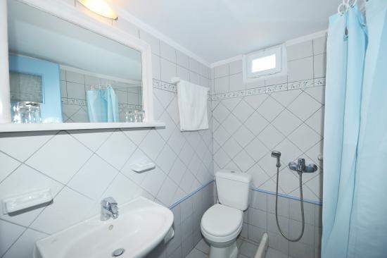 Karterádhos, Griechenland: Bathroom