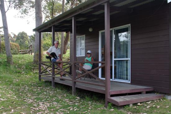 Pukenui, Новая Зеландия: Popular free standing Tourist Flat