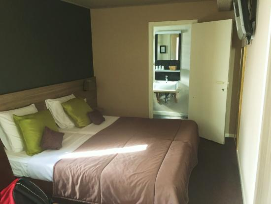 Perfect Hotel For Our One Night Stay At Bruges Review Of Maraboe