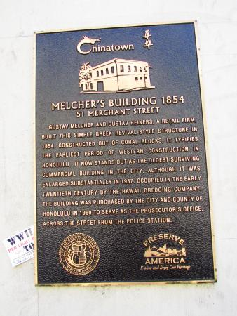 Melchers Building