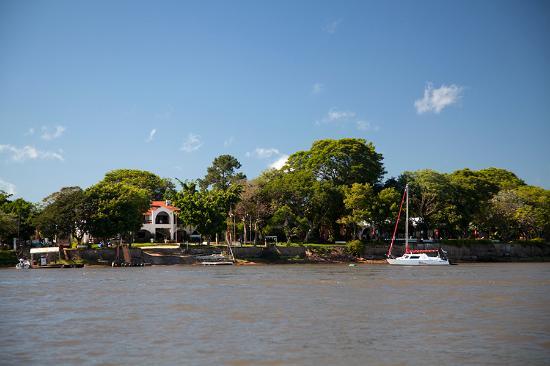 Cabana don Julian : Vista desde el rio