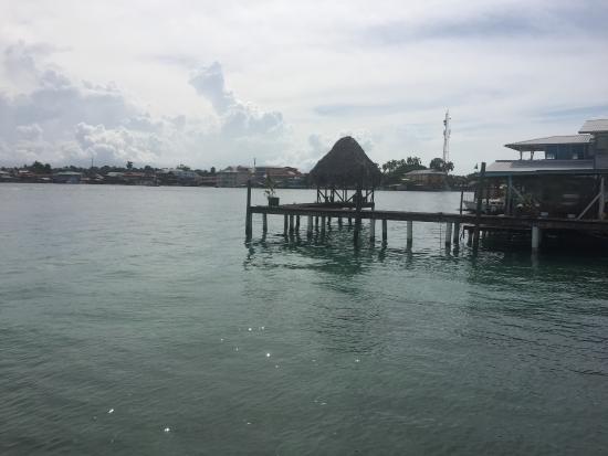 Carenero Island, Panamá: View