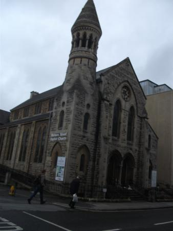 Manvers Street Baptist Church