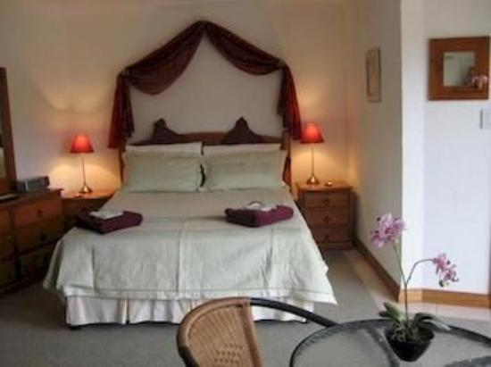 A View of Mt Warning Bed and Breakfast: Queen bed room