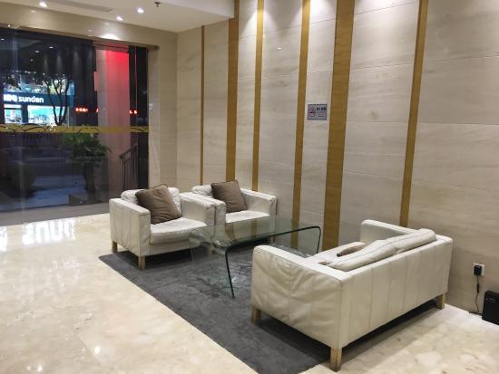 Quanji Hotel Shenzhen Dongmen : photo0.jpg