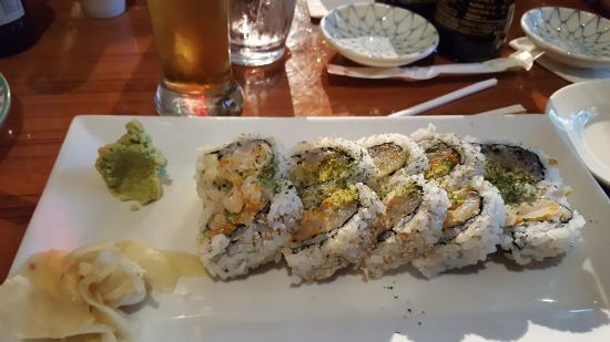 Lantana, FL: Spicy Mahi Roll