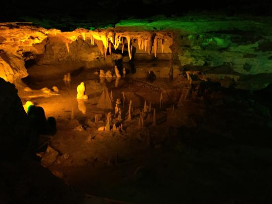 Skyline Caverns, Front Royal, Virginia