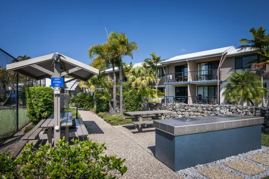 Ivory Palms Resort Noosa: BBQ 1 of 5