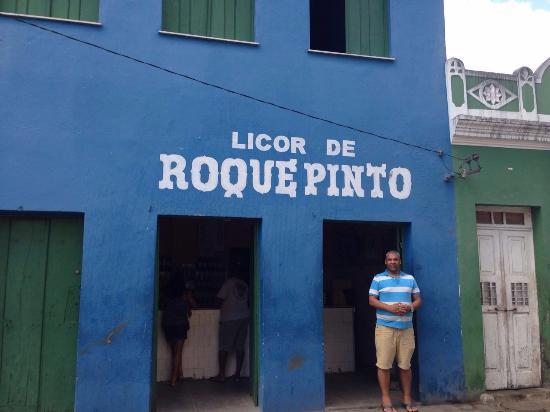 Licor Roque Pinto