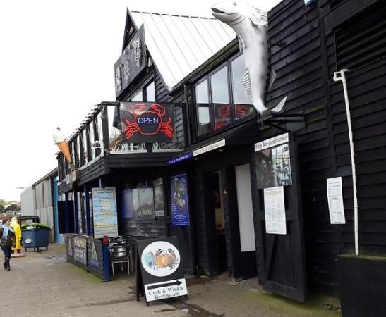 Whitstable, UK: 外観
