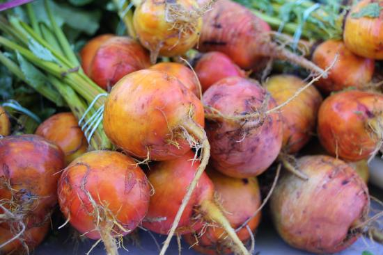 Chico, CA: Yellow Beets