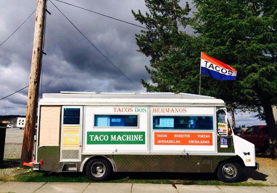 Fort Lewis, WA: Taco Truck