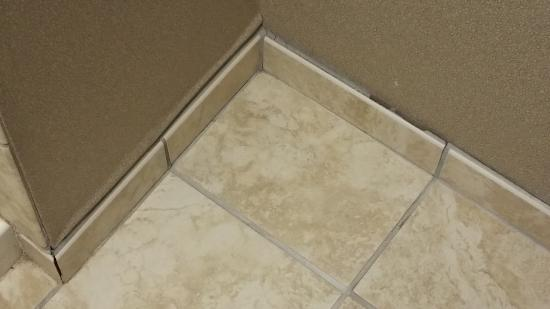 Tile Falling Off Walls Picture Of